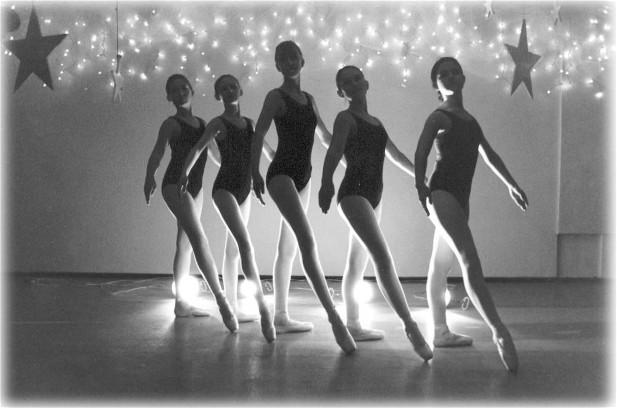 Het geheim van balletdansers