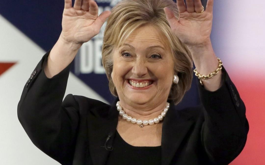 Hillary for President! Maar wordt ze daar blij van?