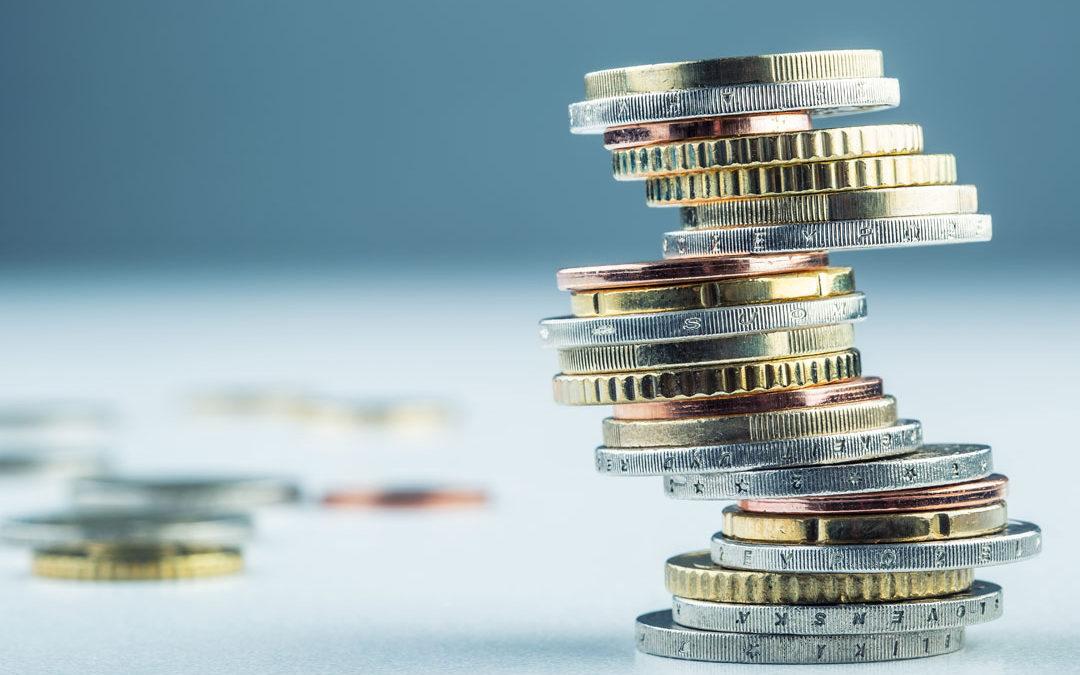 Dollar en euro, twee munten in paniek