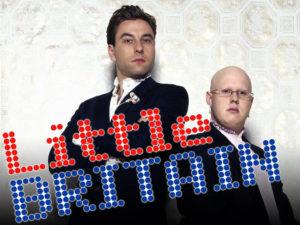 David Williams and Matt Lucas LITTLE BRITAIN