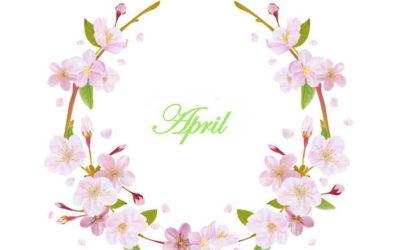 April: dichter bij de ander, dichter bij jezelf