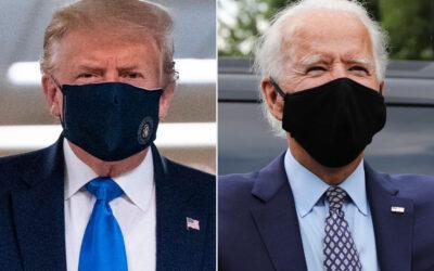 Amerikaanse verkiezingen 2020. Biden of Trump?